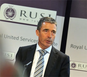 NATO Secretary General Anders Fogh