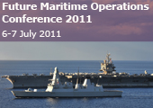 Future Maritime operations Conference 2011