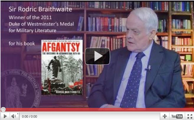 Sir Rodric Braithwaite on Afgantsy